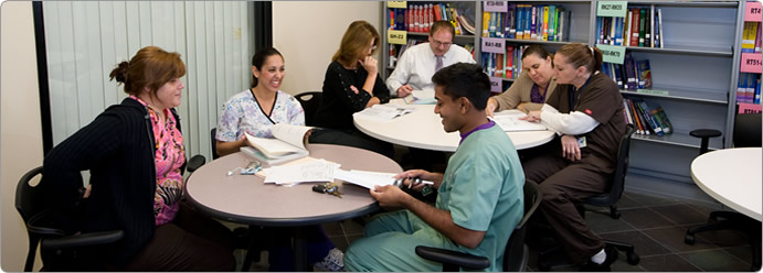 Start a flexible schedule of health care classes at American Career College.