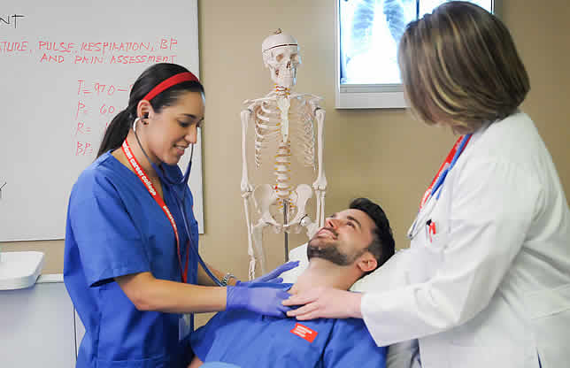 Train to be a Medical Assistant