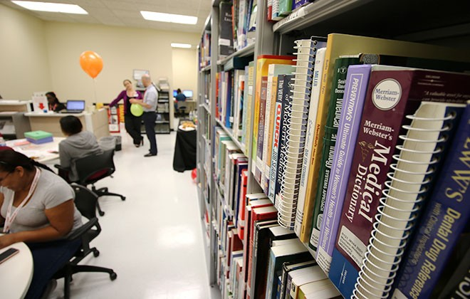 ACC-OC Library Opens Doors at New La Palma Location Galley