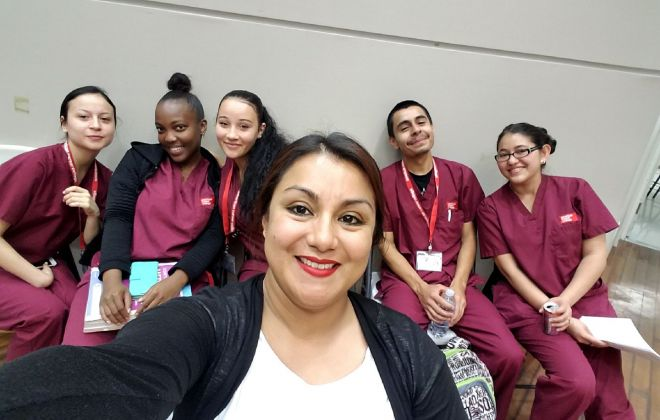 ACC-Lynwood Students Help St. Francis Medical Center Exceed Blood Drive Goals Galley