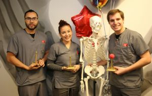ACC-Ontario Radiography Cohort Makes The Cut At February Pinning Ceremony Gallery