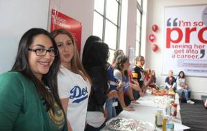 Students Had a Ball At ACC-Long Beach's Sports-Themed Appreciation Day Galley