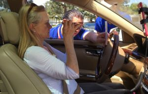 ACC-Orange County OTA Program Helps Senior Drivers Get Right Car Fit in Anaheim Gallery