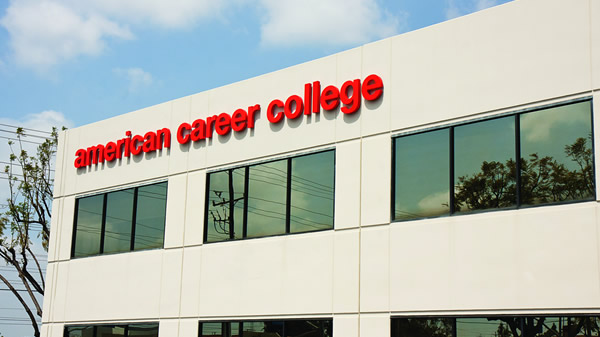Start your education at ACC's Orange County medical college.
