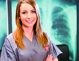 Radiography - Associate of Occupational Science Degree