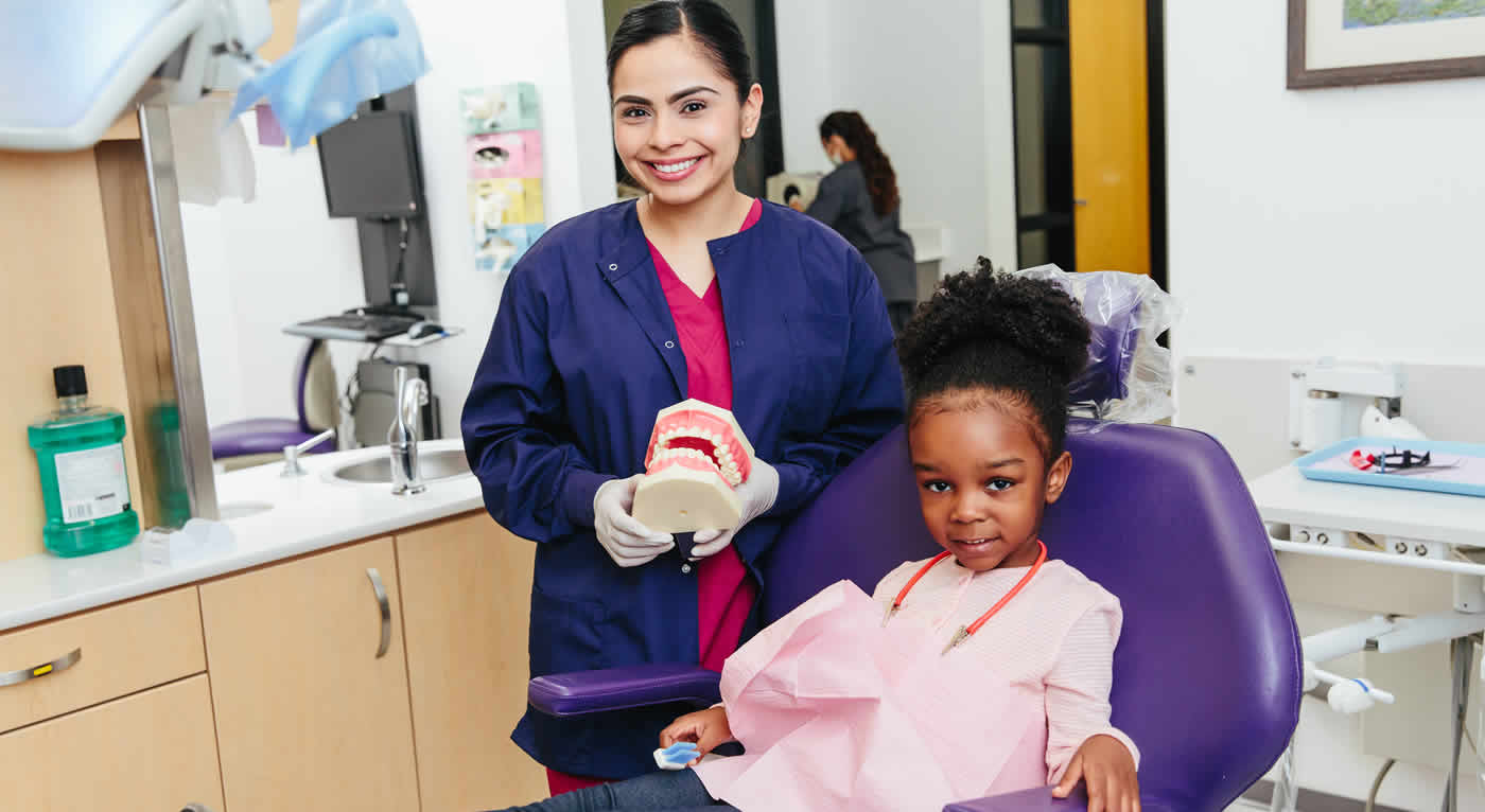 Train to be a Dental Assistant at ACC