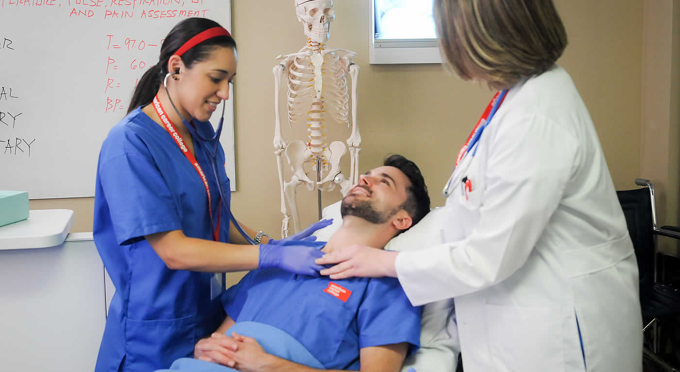 Prepare for a career in Vocational Nursing. Classes Starting Soon!