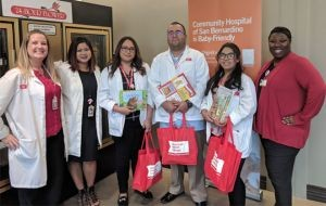 ACC-Ontario Donates More Than 200 Children's Books to Local Hospitals