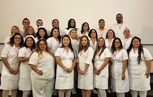 ACC-Ontario Celebrates New Vocational Nurse Grads at October 2018 Pinning