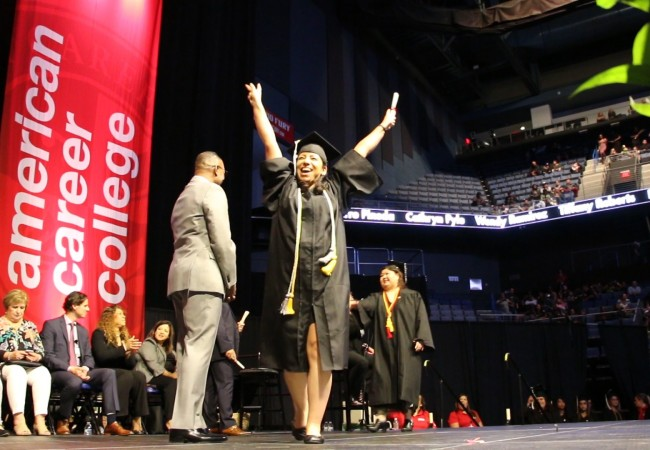 ACC Alumni Ready to 'Follow Their Dreams' After Spring 2018 Graduation