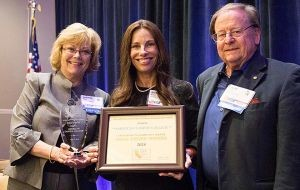 ACC Receives CAPPS Excellence in Community Service Gold Award