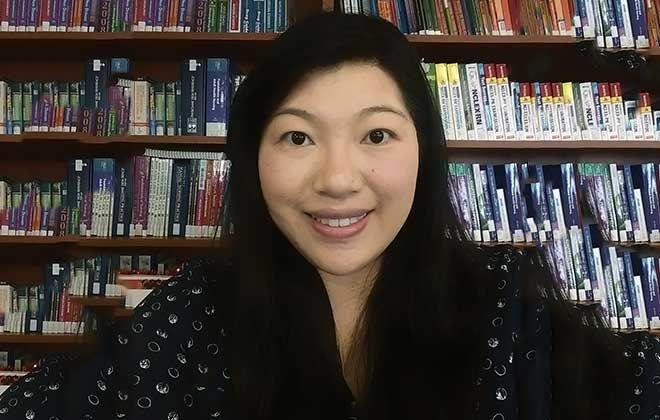 ACC Welcomes Librarian Ka Yee Chiu Galley