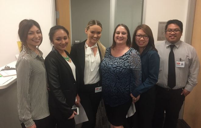 ACC-Orange County Career Services Helps RT Students Meet Prominent Employer Galley