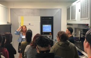 ACC-Ontario Optical Tech Students Gain Experience With A Variety of Fieldwork Gallery