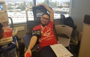 More Than 100 Students Sign Up for April Blood Drive at ACC-Los Angeles Gallery