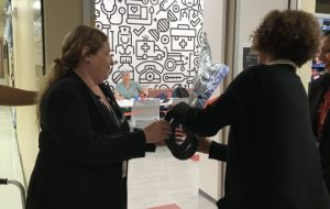 ACC-Orange County Holds Ribbon-Cutting Ceremony For Student Lounge Re-Opening Gallery