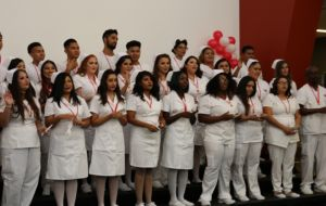 ACC-Ontario Honors 32 Vocational Nursing Graduates at August 2017 Pinning Galley