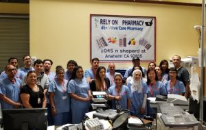 ACC-Orange County Pharm Tech Students Tour Closed-Door Pharmacy in Anaheim Gallery