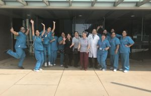 ACC-OC Dental Assisting Students Get Career Head Start at VPASC Health Fair Gallery