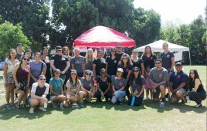 ACC OTA Volunteers at OC Child Abuse Prevention Center Summer Celebration Gallery