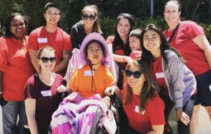 ACC-Orange County OTA Students Finish Busy April&nbsp;at Wheelchair Sport Festival<br> Gallery