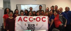 ACC-Orange County Helps Defeat Child Poverty By a Nose Galley