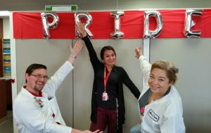 ACC Schools, Students Share P.R.I.D.E. Galley