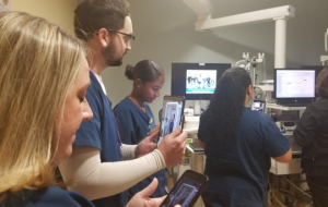 ACC-Ontario Respiratory Therapy Students Tour Pulmonary Function Lab Gallery