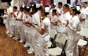 ACC-Lynwood Hosts Its Largest Turnout For VN Capping and Pinning Ceremony Galley