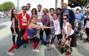 ACC Raises $50,000 for American Heart Association at Heart Walk 2017 Gallery