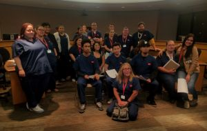 ACC-OC Medical Billing Cohort&nbsp;Gets Real-Life Lessons from Working Professionals<br> Galley