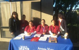 ACC-Los Angeles MA Students Volunteer at Arroyo Vista Family Health Center Event Gallery